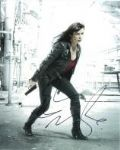 "Eve Myles ""Gwen Cooper"" TORCHWOOD Genuine Signed Autograph 10 x 8 COA 7203"
